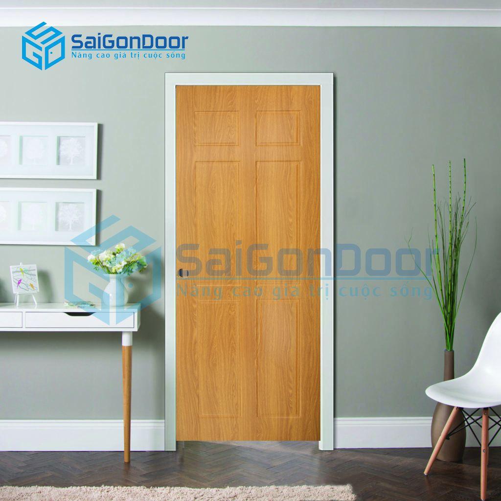 Cửa nhà vệ sinh chống nước SYB.305-B02