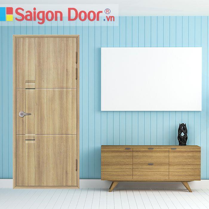 Saigondoor chuyên thi công cửa phòng ngủ 1 cánh Bến Tre