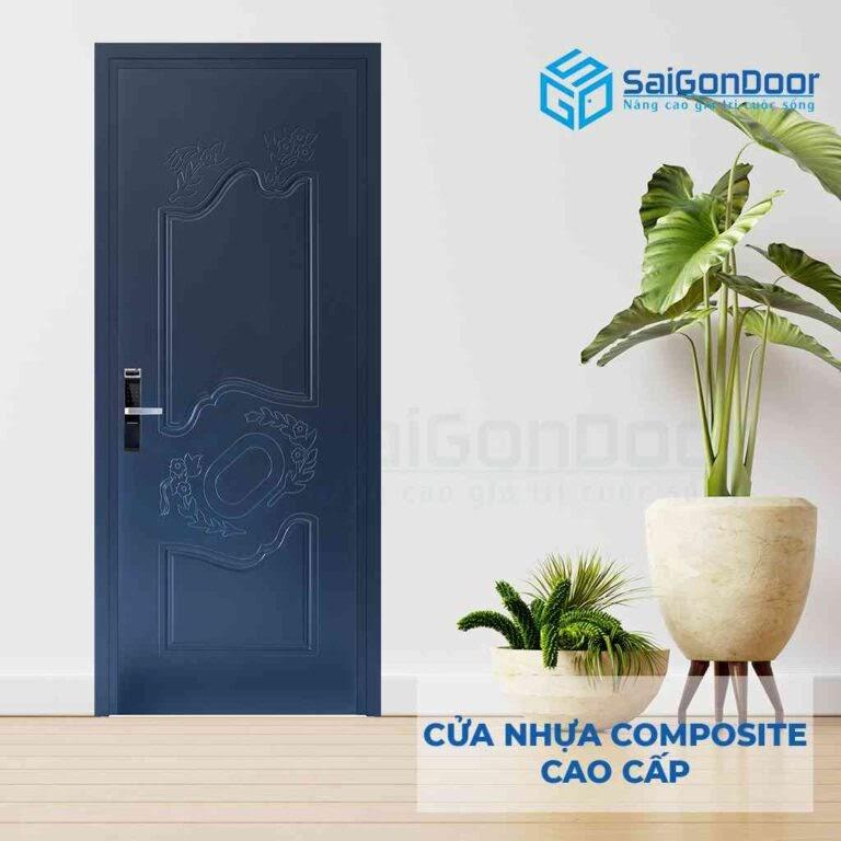SaiGonDoor là đơn vị báo giá cửa nhựa composite tại Quảng Nam uy tín
